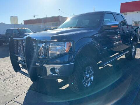 2011 Ford F-150 for sale at Auto Center Of Las Vegas in Las Vegas NV