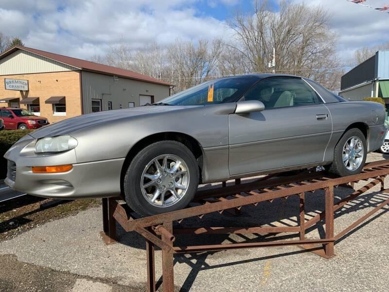 1999 Chevrolet Camaro for sale at 51 Auto Sales Ltd in Portage WI