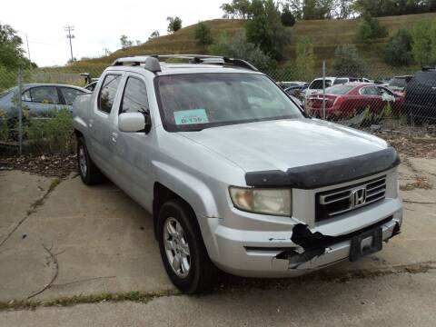 2006 Honda Ridgeline for sale at Barney's Used Cars in Sioux Falls SD