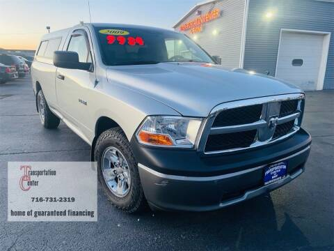 2009 Dodge Ram Pickup 1500 for sale at Transportation Center Of Western New York in Niagara Falls NY
