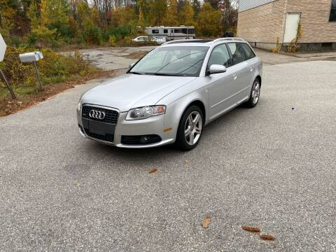 2008 Audi A4 for sale at Cars R Us Of Kingston in Kingston NH