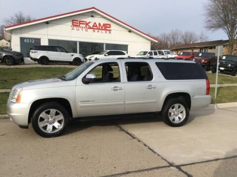 2011 GMC Yukon XL for sale at Efkamp Auto Sales LLC in Des Moines IA