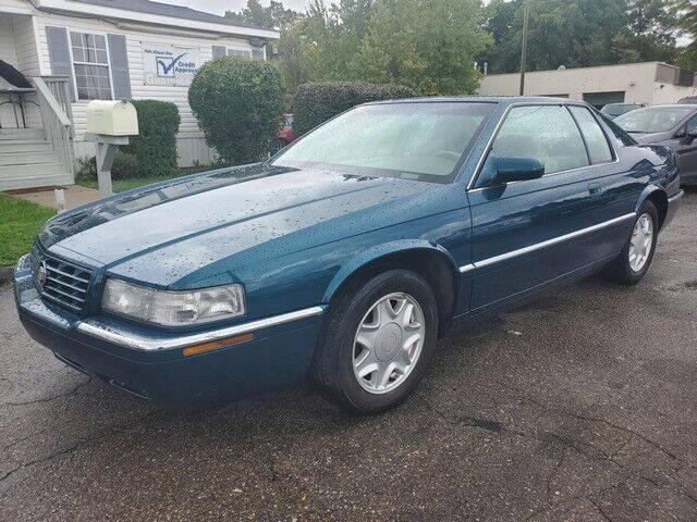 1995 Cadillac Eldorado for sale at Paramount Motors in Taylor MI