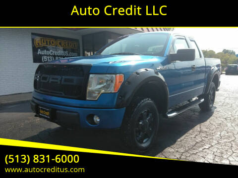 2009 Ford F-150 for sale at Auto Credit LLC in Milford OH