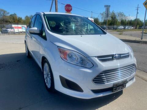 2015 Ford C-MAX Hybrid for sale at Xtreme Auto Mart LLC in Kansas City MO