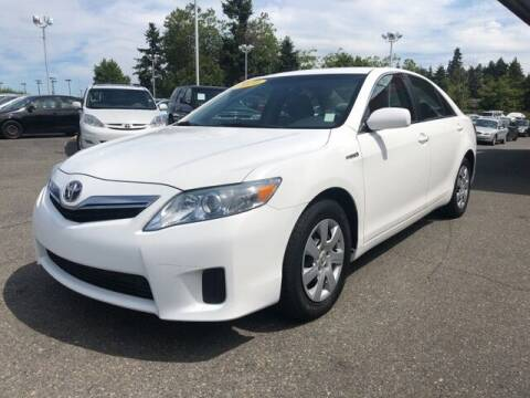2010 Toyota Camry Hybrid for sale at Autos Only Burien in Burien WA