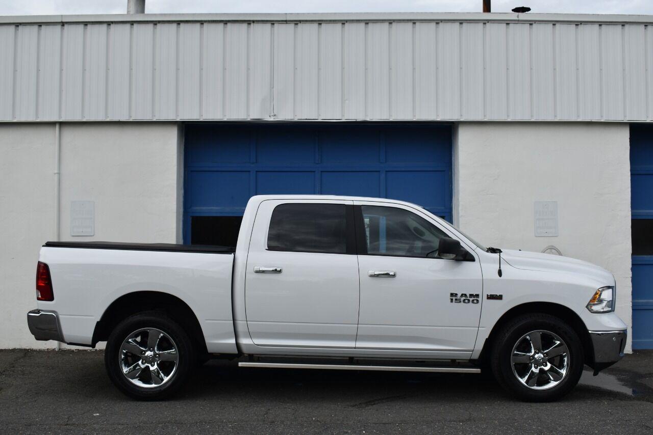 2018 RAM Ram Pickup 1500 Big Horn 4×4 4dr Crew Cab 5.5 ft. SB Pickup full