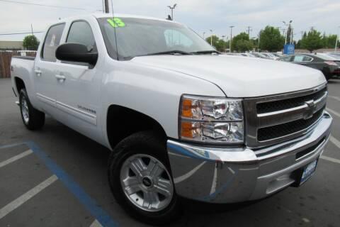 2013 Chevrolet Silverado 1500 for sale at Choice Auto & Truck in Sacramento CA