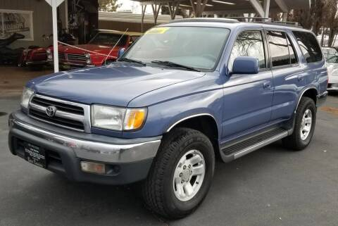 1999 Toyota 4Runner for sale at Vehicle Liquidation in Littlerock CA