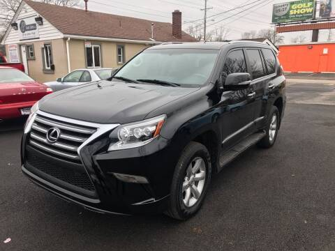2016 Lexus GX 460 for sale at Tiger Auto Sales in Columbus OH