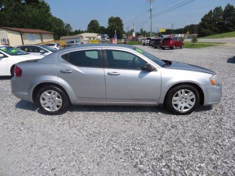 2014 Dodge Avenger for sale at DICK BROOKS PRE-OWNED in Lyman SC