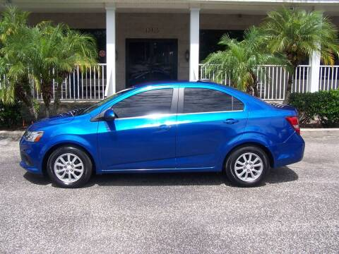 2019 Chevrolet Sonic for sale at Thomas Auto Mart Inc in Dade City FL