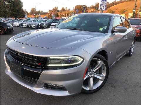 2016 Dodge Charger for sale at AutoDeals in Hayward CA