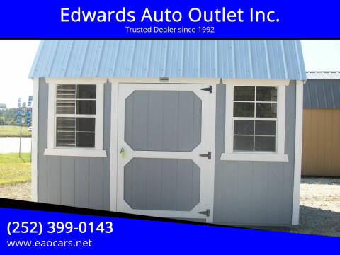 2020 Old Hickory Buildings 8x12 Lofted Barn for sale at Edwards Auto Outlet Inc. in Wilson NC