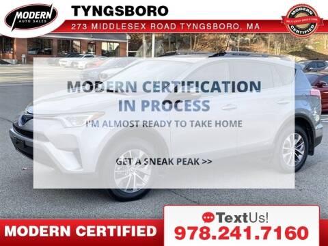 2018 Toyota RAV4 Hybrid for sale at Modern Auto Sales in Tyngsboro MA