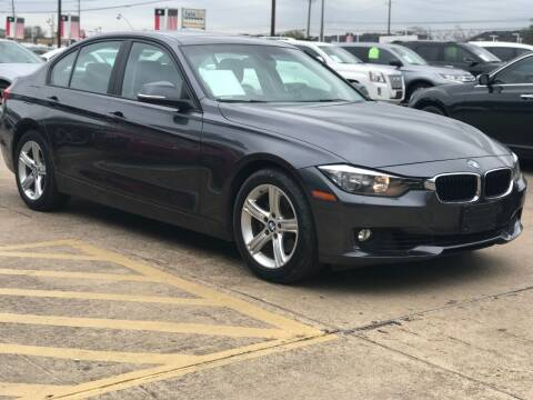 2015 BMW 3 Series for sale at Discount Auto Company in Houston TX