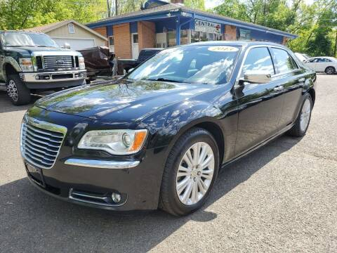 2013 Chrysler 300 for sale at CENTRAL AUTO GROUP in Raritan NJ