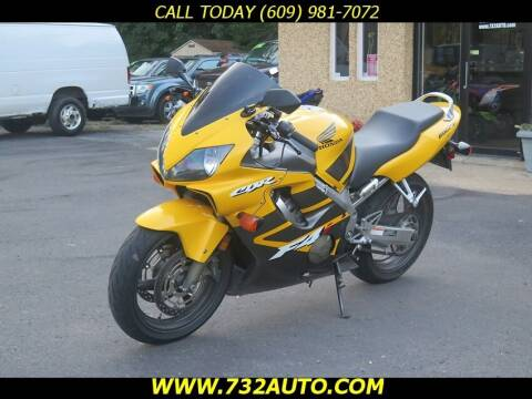 2006 Honda CBR600 F4i for sale at Absolute Auto Solutions in Hamilton NJ