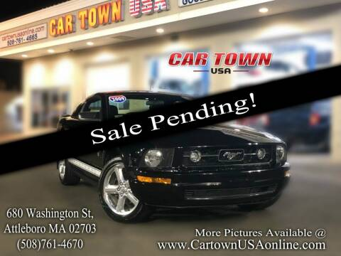 2009 Ford Mustang for sale at Car Town USA in Attleboro MA