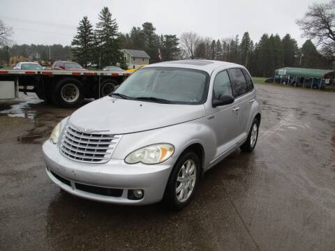 2006 Chrysler PT Cruiser for sale at D & T AUTO INC in Columbus MN