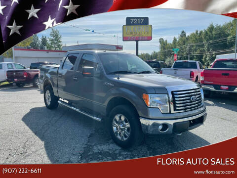 2011 Ford F-150 for sale at FLORIS AUTO SALES in Anchorage AK