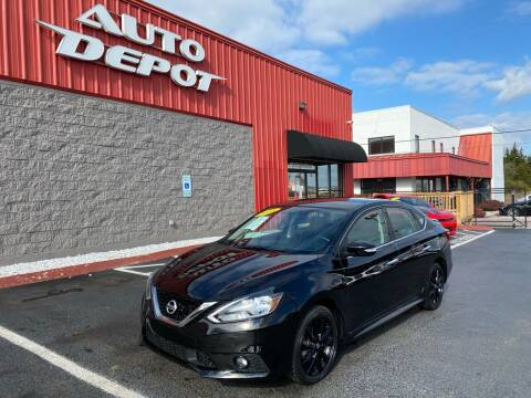 2018 Nissan Sentra for sale at Auto Depot of Smyrna in Smyrna TN
