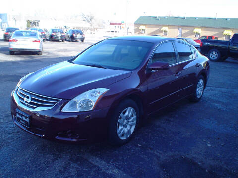 2011 Nissan Altima for sale at World of Wheels Autoplex in Hays KS
