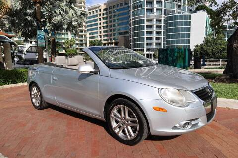 2008 Volkswagen Eos for sale at Choice Auto in Fort Lauderdale FL