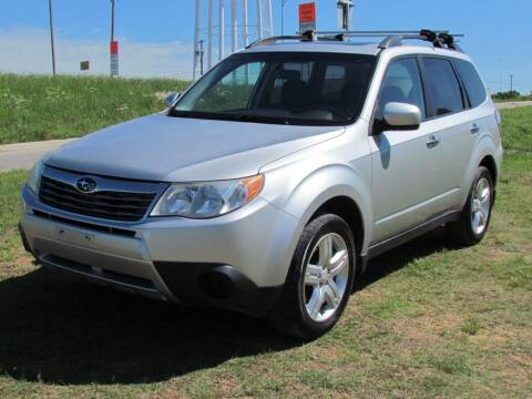 2010 Subaru Forester for sale at Brannan Auto Sales in Gainesville TX