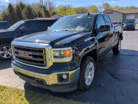 2015 GMC Sierra 1500 for sale at West Point Auto Sales in Mattawan MI