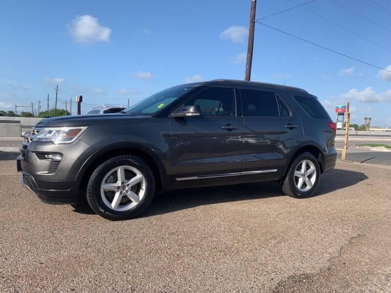 2018 Ford Explorer for sale at Primetime Auto in Corpus Christi TX