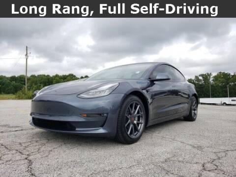 2021 Tesla Model 3 for sale at Hardy Auto Resales in Dallas GA