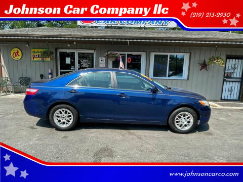 2008 Toyota Camry for sale at Johnson Car Company llc in Crown Point IN