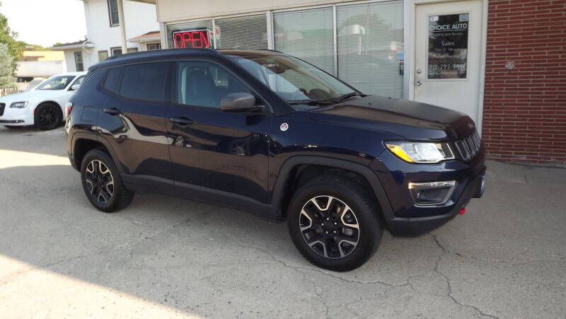 2019 Jeep Compass for sale at Choice Auto in Carroll IA