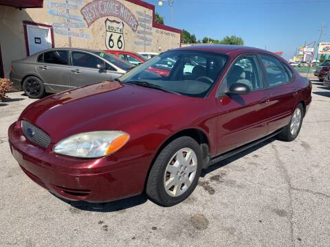 2007 Ford Taurus for sale at New To You Motors in Tulsa OK