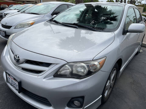 2011 Toyota Corolla for sale at CARZ in San Diego CA