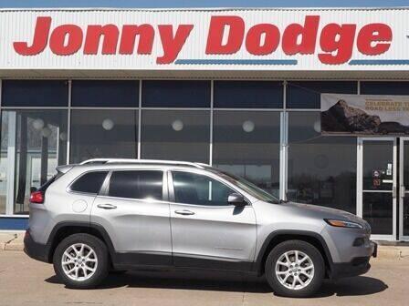 2014 Jeep Cherokee for sale at Jonny Dodge Chrysler Jeep in Neligh NE
