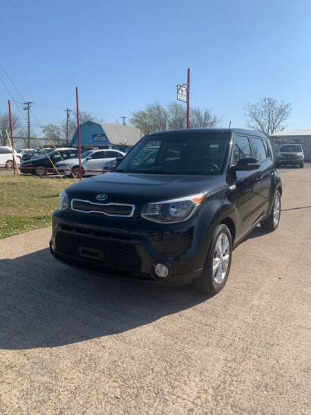 2016 Kia Soul for sale at Vamos-Motorplex in Lewisville TX