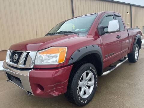 2008 Nissan Titan for sale at Prime Auto Sales in Uniontown OH