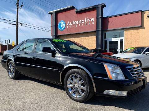 2009 Cadillac DTS for sale at Automotive Solutions in Louisville KY