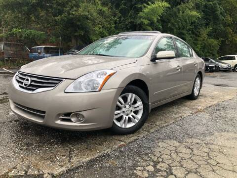 2012 Nissan Altima for sale at Atlas Auto Sales in Smyrna GA