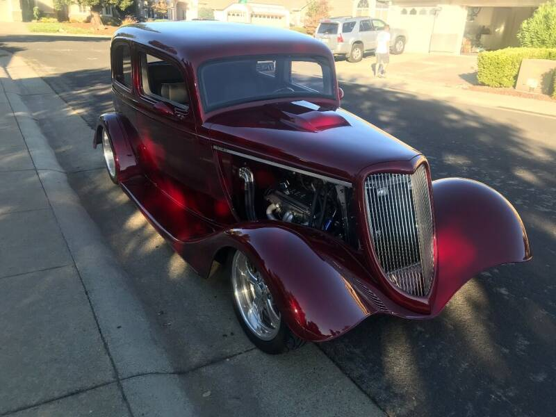 1933 Ford Crown Victoria for sale at Steven Pope in Auburn CA