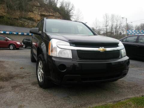 2008 Chevrolet Equinox for sale at Riverside Auto Sales in Saint Albans WV