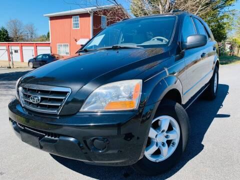2007 Kia Sorento for sale at Atlanta United Motors in Buford GA