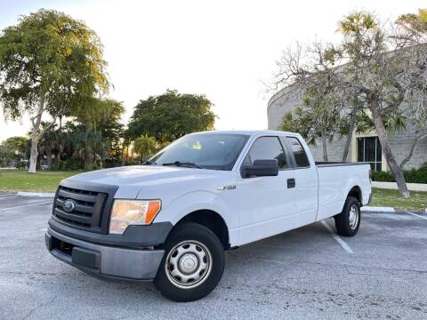 2011 Ford F-150 for sale at Citywide Auto Group LLC in Pompano Beach FL