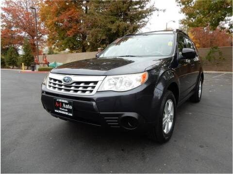 2011 Subaru Forester for sale at A-1 Auto Wholesale in Sacramento CA