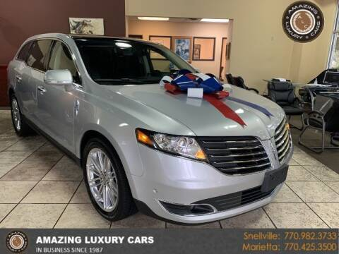 2019 Lincoln MKT for sale at Amazing Luxury Cars in Snellville GA
