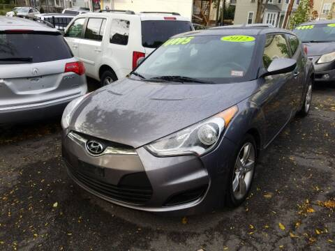 2012 Hyundai Veloster for sale at Motor City in Roxbury MA