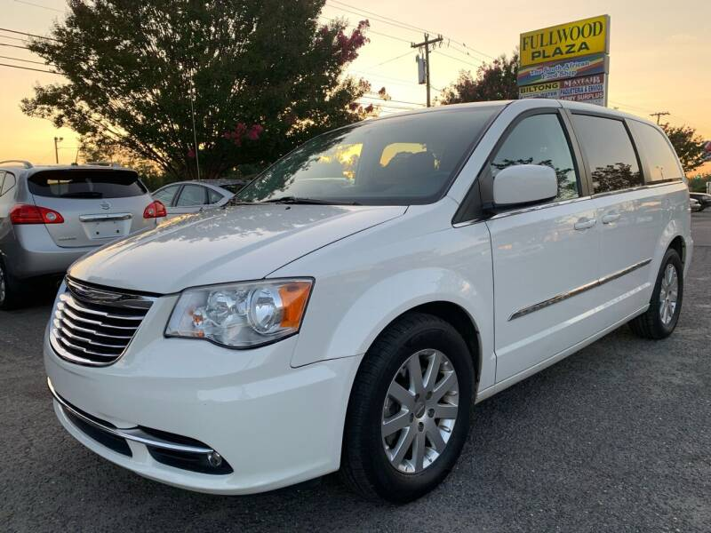 2013 Chrysler Town and Country for sale at 5 Star Auto in Matthews NC
