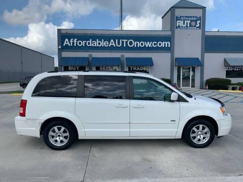 2008 Chrysler Town and Country for sale at Affordable Autos in Houma LA